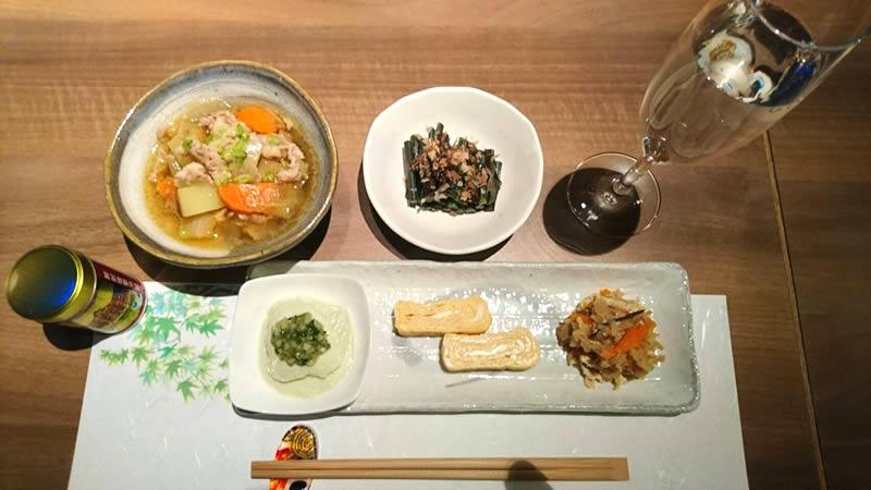 ふじ村 料理