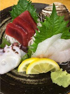 志津川水産 一家部 料理